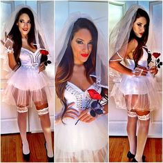 future ex wife Halloween costume