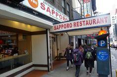 Dispatch From the Ramen Frontier: Sapporo & Ramen Ya