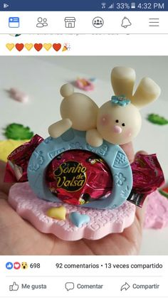Biscuits, Chocolates, Pasta Flexible, Clay Animals, Salt Dough, Cold Porcelain, Tinkerbell, Easter Eggs, Polymer Clay