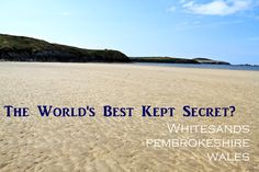 The world's best kept secret? > Despite plenty of recommendations, this beautiful sandy beach was almost deserted in the heat of summer today. Pembrokeshire Wales, Romantic Breaks, Brecon Beacons, Secluded Beach, Snowdonia, Cymru, The Beautiful Country, Beautiful Places To Visit, Countries Of The World