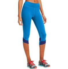 Under Armour Women's UA Fly-By Compression Capris - Dick's Sporting Goods