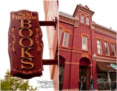 Old Firehouse Books, Fort Collins, Colorado