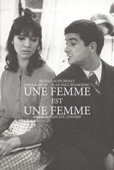 Une Femme Est Une Femme - Jean-Luc Godard, 1961