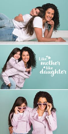 Family photo idea: Mommy and Me! Celebrate the special bond between mother and child with a Mini Me photography session at JCPenney Portraits. Ask about our new Design overlay options (pictured: Like mother like daughter) and special in-studio events. Family Photo Studio, Studio Family Portraits, Family Portrait Poses, Family Picture Poses, Family Posing, Family Pictures, Mommy Daughter Pictures, Mother Son Photos, Mother Daughter Pictures