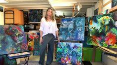 Reina Cottier Art- Latest update from the studio.    www.reinacottier.com