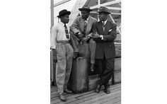 On this day in 1948, the Empire Windrush arrived in Tilbury, bringing the   first generation of workers from the West Indies to Britain.