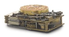 c1820 Frères Rochat AN IMPRESSIVE AND RARE CONSECUTIVELY NUMBERED PAIR OF FOUR-COLOR GOLD AND PEARL SINGING BIRD SNUFF BOXES FOR THE CHINESE MARKET CIRCA 1820 Estimate 300,000 — 500,000 USD LOT SOLD. 519,000 USD