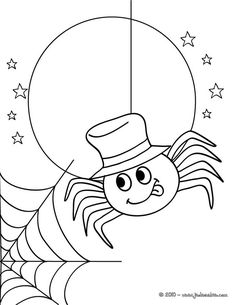 find this pin and more on juegos para gabriel black daddy longlegs coloring page