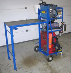 "The ultimate welding ""dolly"" - Page 2"