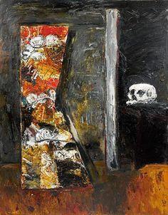 Oceania - My Dilemma, by John Graham Walker :: The Collection :: Art Gallery NSW John Walker, Richard Diebenkorn, Abstract Art, Art Gallery, Museum, Fine Art, Painters, Graham, Image