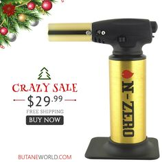N-Zero Turbo Butane Torch For $29.99 + Free Shipping Guarantee the Cheapest Retail Price  Tag your friends and grab these crazy deals! Shop Now:  ButaneWorld.com  #cigar #cigars #cigaraficionado #cigarlife #cigarporn #beauty #gotrare #smokersrd #cigaroftheday #thegoodlife #luxury #nowsmoking #photooftheday #butane #cigarphotos #cigarsnob #cubancigars #cigarcollector #whatusmenlike #stansmith #butanetorch #xmas #cigarsmoker #cigarstagram #cigarlifestyle