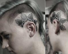 Flaswless tattoo by Jennifer Yoko Verret (Instagram @jenniferyoko).