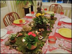 5 Years Of  My Easter Tables