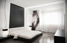 Roohome.com - Do you want to arrange your bedroom design looks awesome with the decoration in it? Now, we will help you to realize it right now because we have the best fascinating bedroom design ideas with perfect organization and awesome decoration inside. The designer explains the detail of the decoration in it. You ...