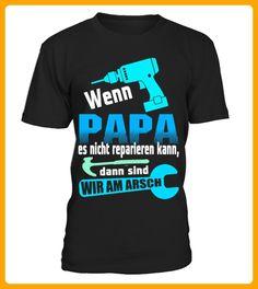 PAPA REPARIEREN - Shirts für künstler (*Partner-Link)