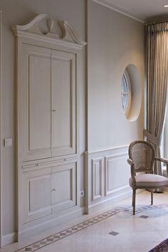 Fonte : www.pinterest.com , cabinet painted in 'Peinture de Paris' Lefèvre Interiors www.lefevre.be Photo credit Jo Pauwels