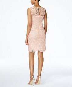Mother of the Bride Dresses clearance Mob Dresses, Dresses Online, Formal Dresses, Bride Dresses, Sequin Midi Dress, Lace Sheath Dress, Baptism Dress For Mom, Pink Dress, White Dress