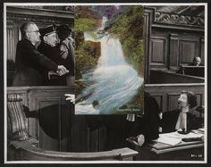 John Stezaker 'The Trial', 1978 © John Stezaker (1536 x 1218) - tate.org.uk/art/artworks/stezaker