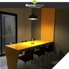 A nossa sala de reunião está de cara nova! Ficou ainda mais moderna e aconchegante com as cadeiras do nosso querido cliente Paramount Plásticos.  #marcabrasil #agenciamkt #publicidadeamericana #decaranova