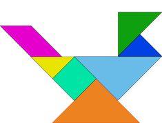 Tangram para imprimir – Educação e Transformação