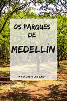 Parques de Medellín: Dicas de passeios e atrações gratuitas na cidade mais chévere da Colômbia. Descubra o que fazer sem gastar nada!