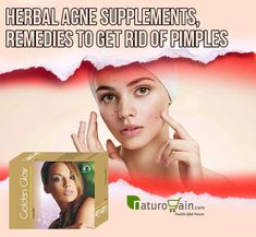 Natural Remedies for Acne, Herbal Supplements to Get Rid of Pimples