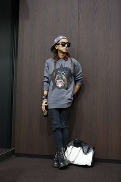 #street style #street fashion #style #fashion #yuya nara