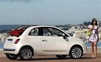 Fiat 500, small but cute.