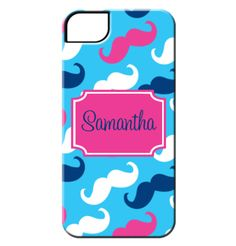 iPhone 5 Tough Case | Moustachio iPhone 5/5S Tough Case | Case Studio