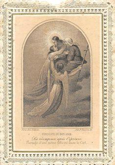 Saint Dominique, Vintage Holy Cards, Holy Quotes, Prayer Cards, Jesus Cristo, Religious Art, Vintage World Maps, Prayers, Antiques