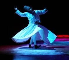 Where to See the Whirling Dervishes in Istanbul? (Including Basın Müzesi [the Press Museum]) (Witt Hotels Magazine Undated) Cruise Greek Islands, Greek Cruise, Sufi Saints, Rumi Love, Whirling Dervish, Spiritual Music, Island Cruises, Istanbul Travel, Sufi Poetry