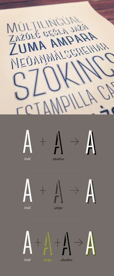 9 Hot New Free Fonts For Your Designs