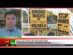 Drone Dissent Downed: US activists in dock for protests against UAVs