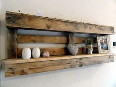 32 Simple and Easy Decorating With Wood Pallets