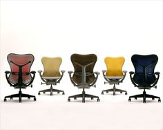Autodesk | The Gallery | Mirra Chair