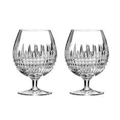 Waterford Lismore Diamond Brandy Glass, Set of 2 | Bloomingdales's