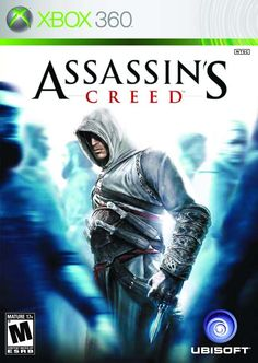 Still haven't played the first assasins creed.