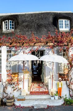 Shop in Little Chelsea, Cape Town. Photo by Adriaan Louw. Pinned from South African Tourism #studentflights #southafrica #travel