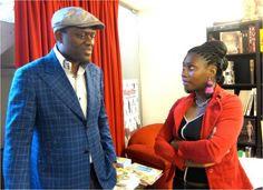 Africultures - Murmure - Entretien entre Alain Mabanckou et Rhode Makoumbou