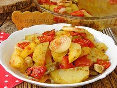 Kabak Sinkonta Tarifi, Nasıl Yapılır? (Resimli) | Yemek Tarifleri Potato Salad, Hamburger, Easy Meals, Food And Drink, Potatoes, Pasta, Chicken, Ethnic Recipes, Diet