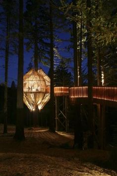 Treehouse Restaurant, Auckland, New Zealand. HAVE to go!!!!!!