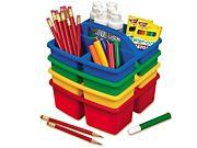 Classroom Supply Caddies - Set of 4