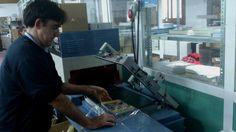 En la imprenta es donde nuestros libros para profesionales se hacen realidad.