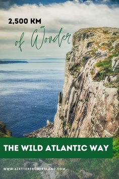 Have you been to the Wild Atlantic Way? it is stunning! We embarked on this journey making our way up the west coast of Ireland. Starting in Kinsale in County Cork and finishing in the Inishowen peninsula in Derry City. Join us and get inspired by the beauty of Irish nature!