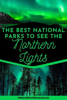 Would you like to see the Aurora Borealis in the United States? Check out the best National Parks to see the Northern Lights in the USA. united states Best National Parks to See the Northern Lights in the USA Road Trip Usa, Usa Roadtrip, West Coast Road Trip, Aurora Borealis, Places To Travel, Places To Go, Camping Places, Nationalparks Usa, Usa Tumblr