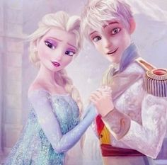 Jack & Elsa