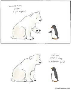 Penguin Is Having Problems With This Game