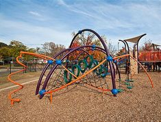 Evos Playgrounds - Commercial Playground Equipment   Landscape Structures