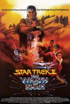 STAR TREK 3 THE SEARCH FOR SPOCK Movie POSTER 11x17 German B Leonard Nemoy
