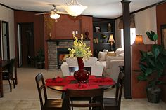 Dining Room, Table Decorations, Homes, Furniture, Home Decor, Houses, Decoration Home, Room Decor, Home